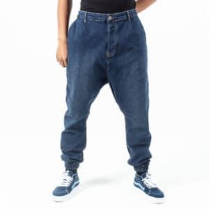 Pantalon jeans basic blue face dcjeans