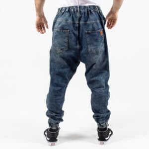 Pantalon jeans destroy dirty dos dcjeans
