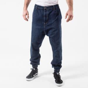 Pantalon jeans painted blue face bis dcjeans