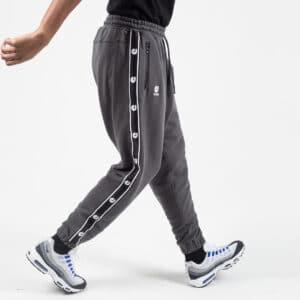 Pantalon jogging stripe gris dcjeans