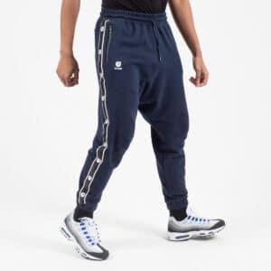 Pantalon jogging stripe marine face bis dcjeans