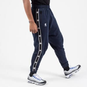 Pantalon jogging stripe marine profil dcjeans