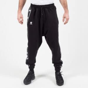 Pantalon stripe noir face dcjeans