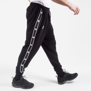 Pantalon stripe noir profil bis dcjeans