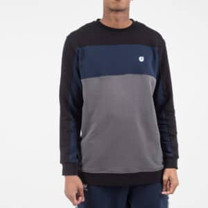 Sweat combi marine face dcjeans