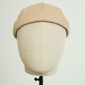 docker miki hat beige tw face