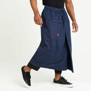 izar jeans bleu profil