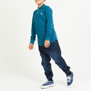 pantalon jeans enfant blue used complet