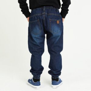 pantalon jeans enfant blue used dos