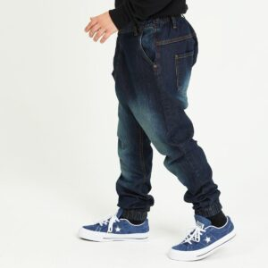 pantalon jeans enfant dirty used profil