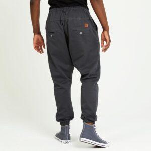 pantalon jeans ville gris dos