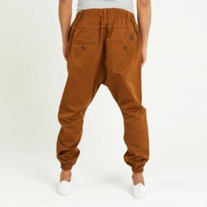 pantalon jeans ville tabac dos