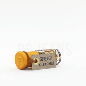 parfum musc sheikh el faransi akaf avant dcjeans