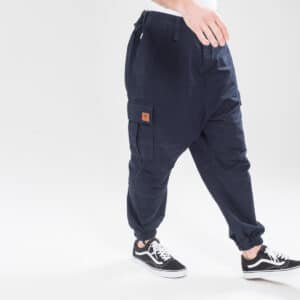 Pantalon cargo basic marine profil bis dcjeans
