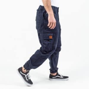 Pantalon cargo basic marine profil dcjeans