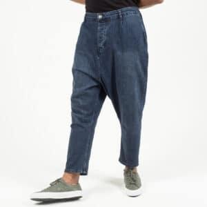 Pantalon jeans basic straight blue face bis dcjeans