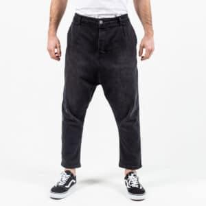 Pantalon jeans straight black face dcjeans