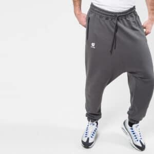 Pantalon jogging basic gris face bis dcjeans