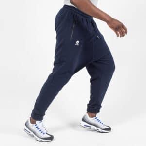 Pantalon jogging basic marine face bis dcjeans
