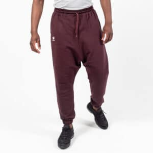 Pantalon jogging basic prune face dcjeans