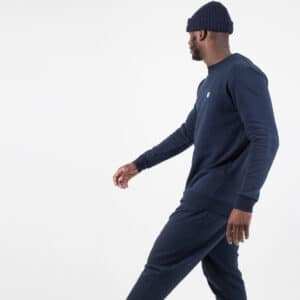 Sweat basic marine profil dcjeans