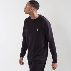 Sweat basic noir face dcjeans