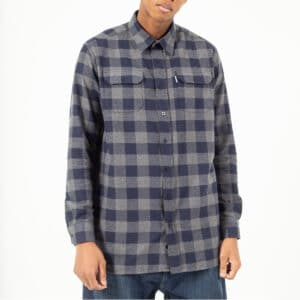 shirt woodcutter bleu face dcjeans